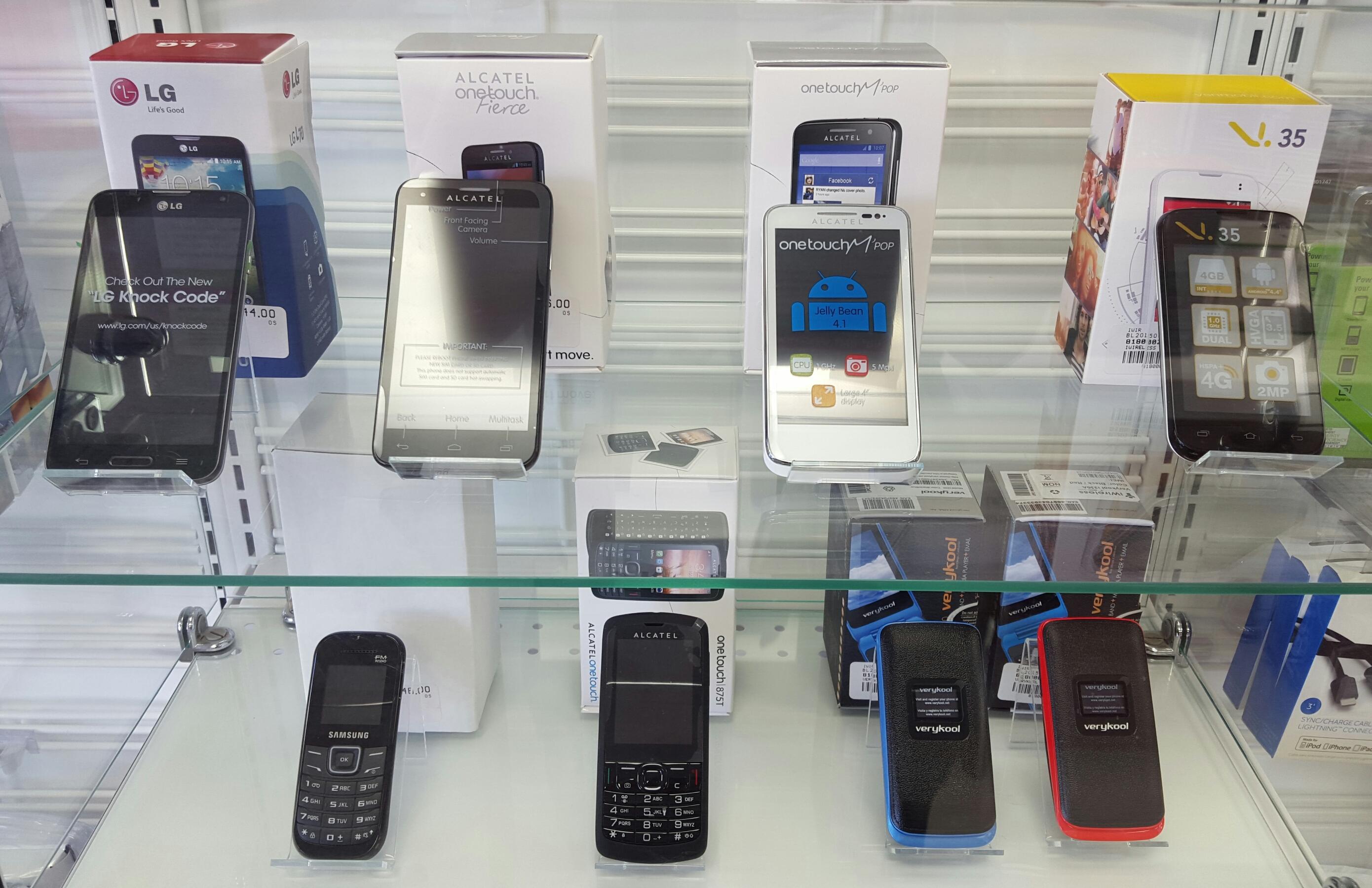 iwireless phones